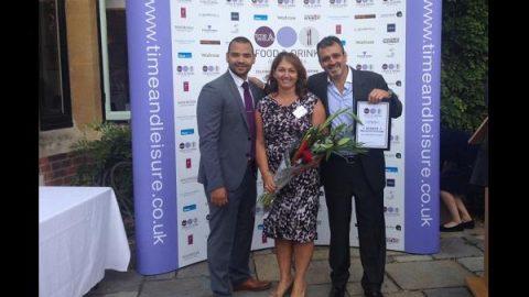 Aya Food Awards Winner 2014