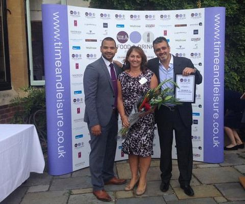 Aya Food Awards Winner 2014