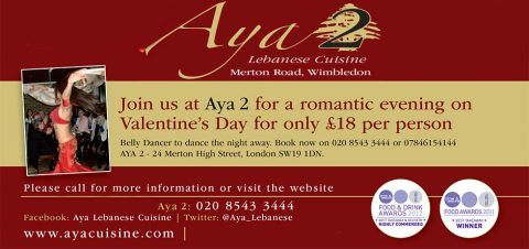 Valentine's Evening at Aya 2