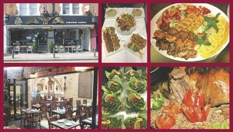 Summer at Aya Lebanese Restaurant & Takeaway!
