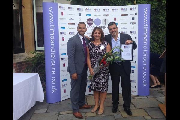 Time & Leisure Food Award Winner 2014