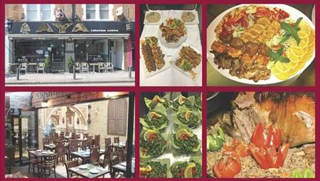 Summer at Aya Lebanese Restaurant & Takeaway!