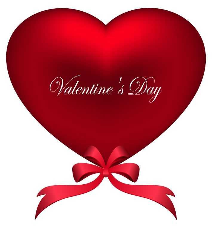Our Valentine's Menus